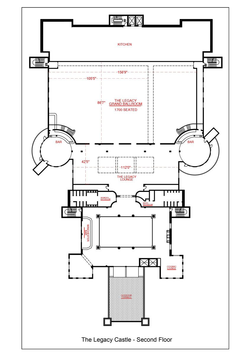 Floor Plans Archives - The Legacy Castle