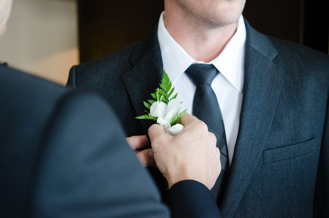 Dressing Your Groom